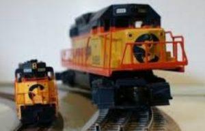 O Gauge Train Model