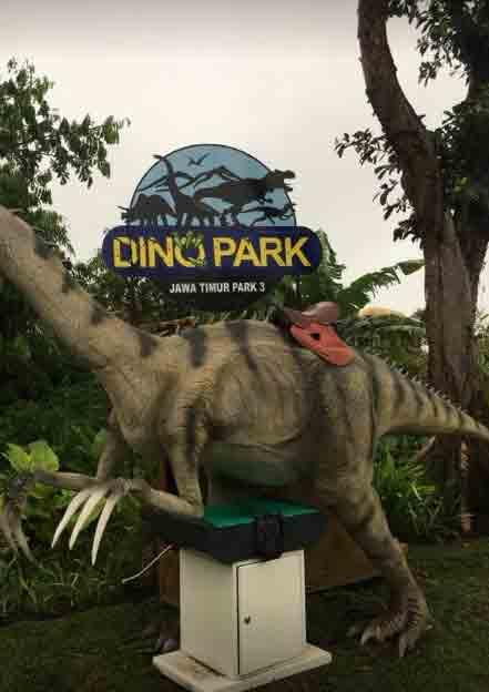Inilah Harga Tiket Masuk Dino Park Jatim Park 3 Batu 2020