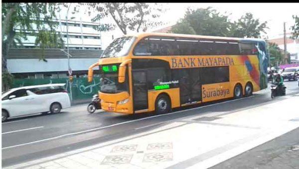 Rute Bus Tingkat Surabaya Dan Rute Baru Suroboyo Bus Tours