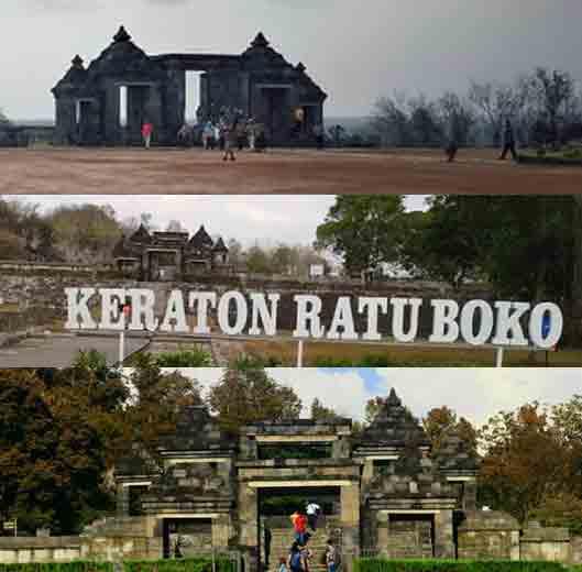 Harga Tiket Masuk Candi Ratu Boko Januari Maret 2021 Tours By Rail