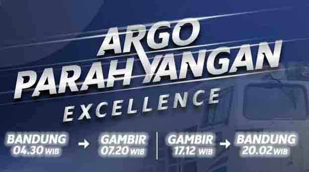 Argo Parahyangan Excellence