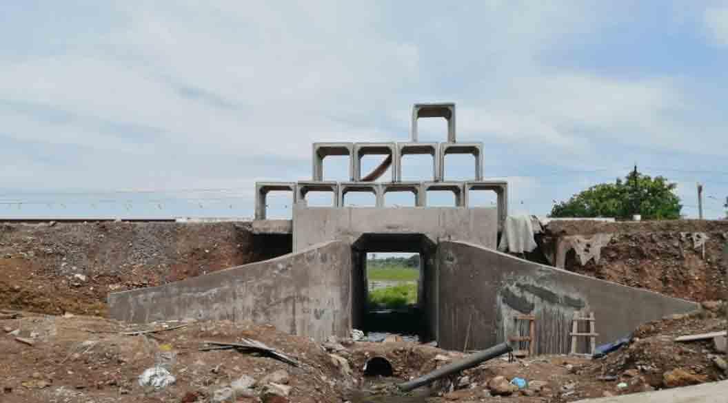 Rel Ganda Mojokerto Surabaya