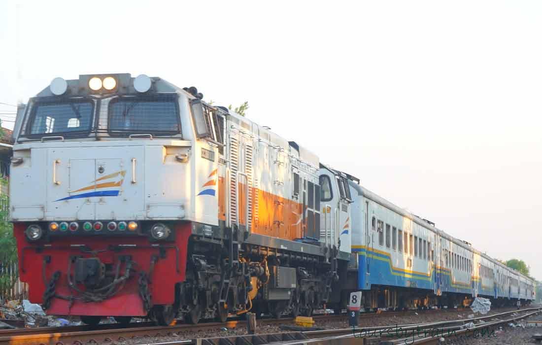 Mudik Gratis Kereta Api Jawa Timur