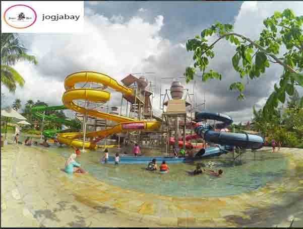 Harga Tiket Masuk Jogja Bay Pirates Waterpark November Desember 2020 Tours By Rail