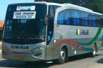 Jadwal dan Tiket Bus Budiman